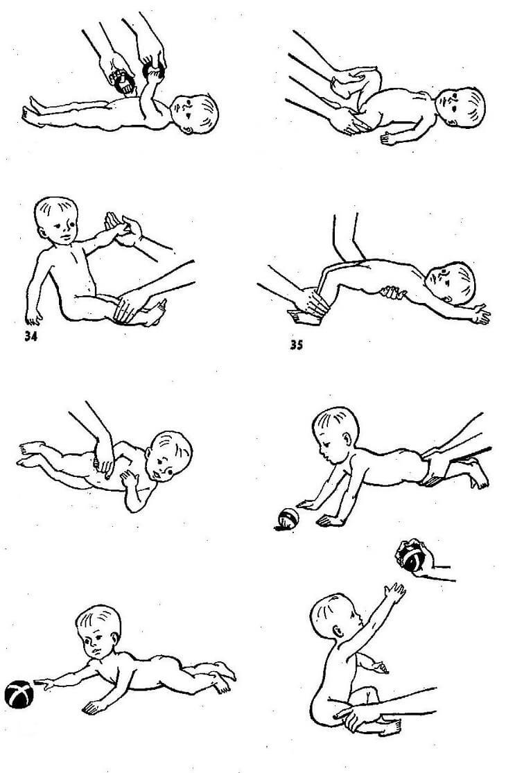 профилактика малышам